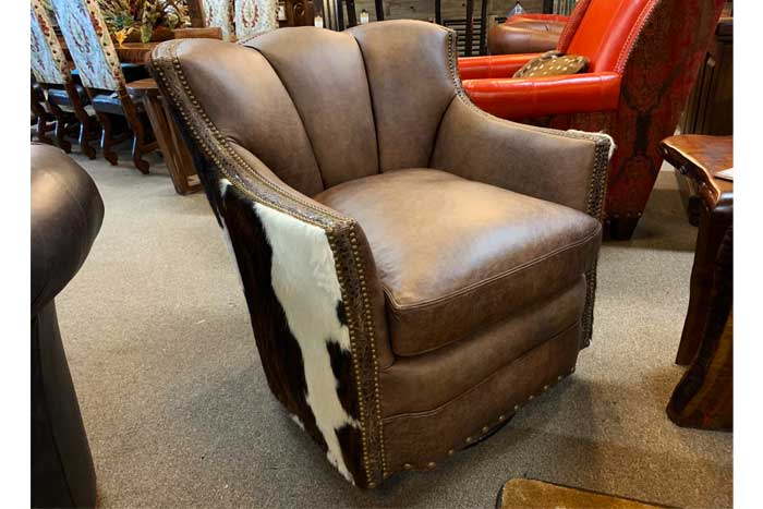 Padre Swivel Glider Chair