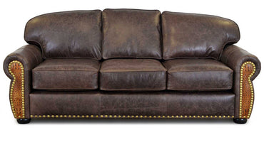 Miles Leather Sofa