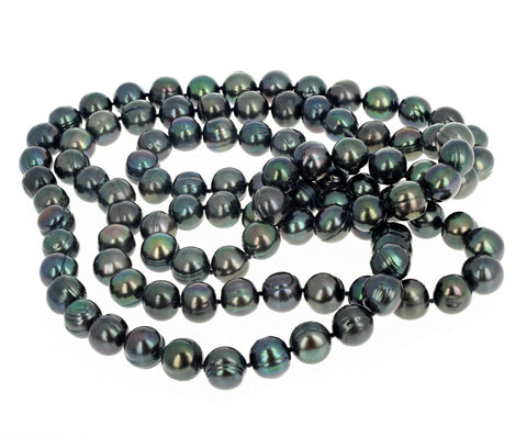 Unique Glittering Freshwater Cultured Pearl Necklace