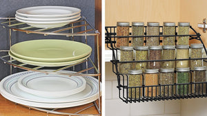Are you having problems organizing your kitchen? Check out these tools that can help organize your kitchen