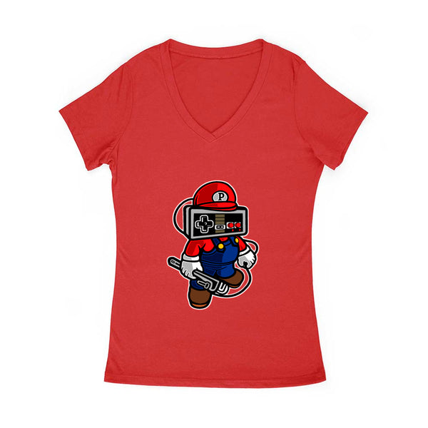 OG Gamer Women's V neck