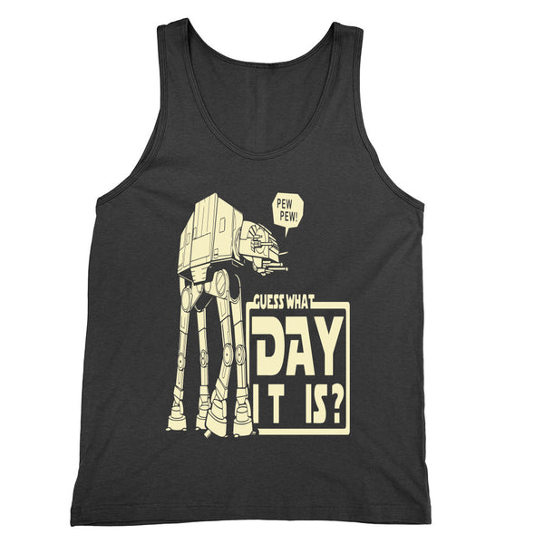 Guess What Day May 4th Tank Unisex