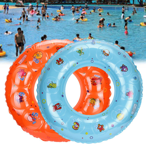 MUQGEW Inflatable Circle Pool Floats XXS/XS/S/ M/ L  Air Swimming Float Inflatable Pool Ring for Adult And Kids para piscina #ES