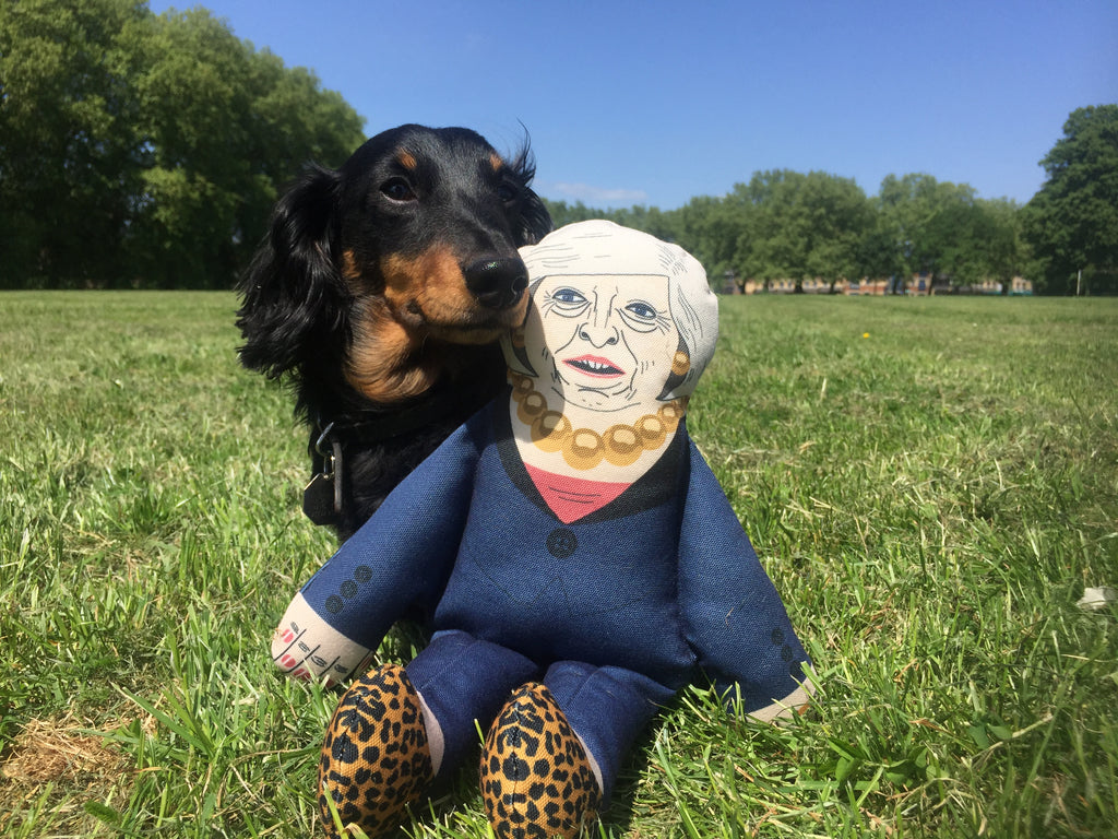Theresa Dog toy - GOODBYE SALE