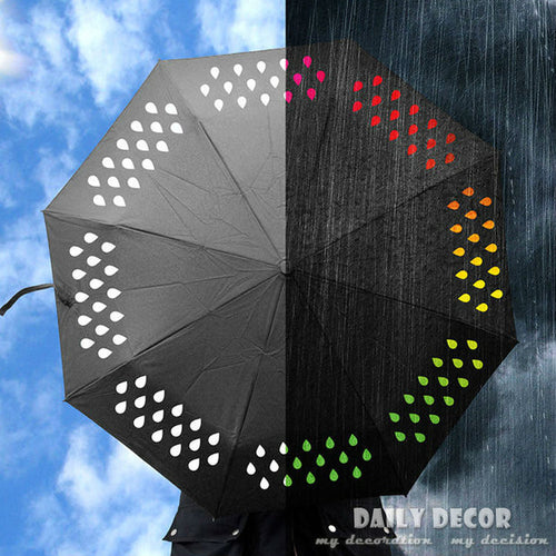 Magical Color Changing Umbrella