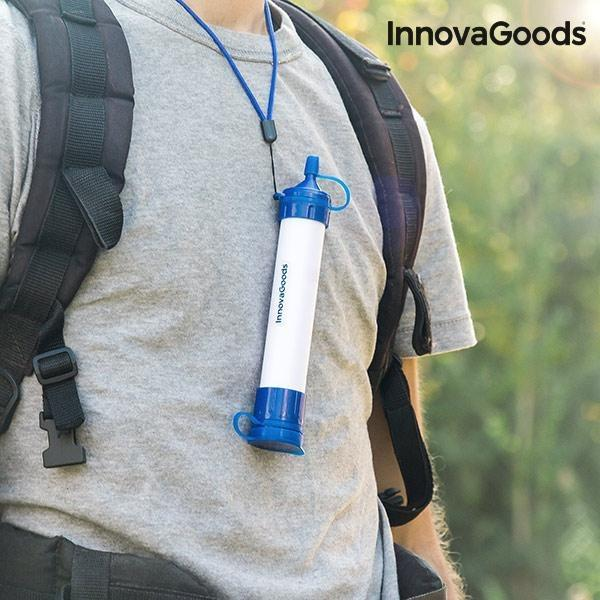 Waterfilter - InnovaGoods - Needs To Travel