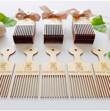 Loom & Lavender Weaving Combs