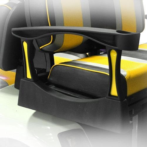 Madjax Yellow Inserts for Genesis300/250 Armrest