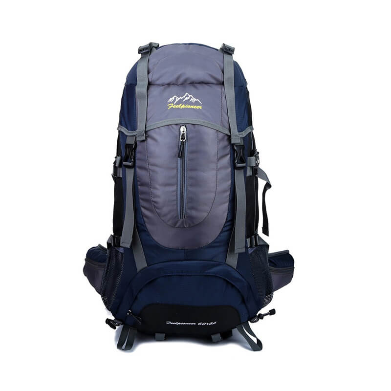 65L+5L Water Resistant Backpack for Men Women suit Hiking Traveling Camping Mountaineering[Big Capacity]