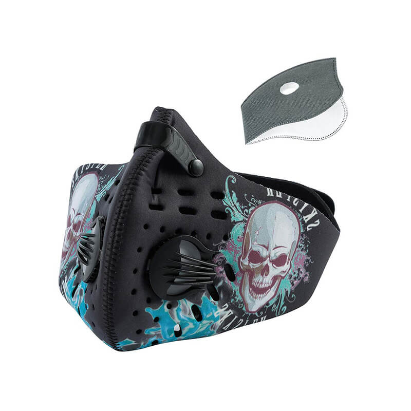 Running face mask | Cycling Mask | Breathing Face Mask
