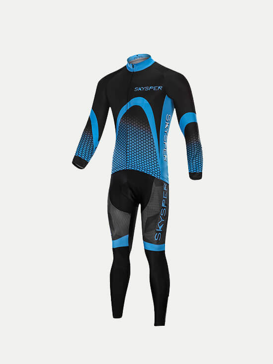 Men's Long Sleeve Kit - Monster Moon - SKYSPER