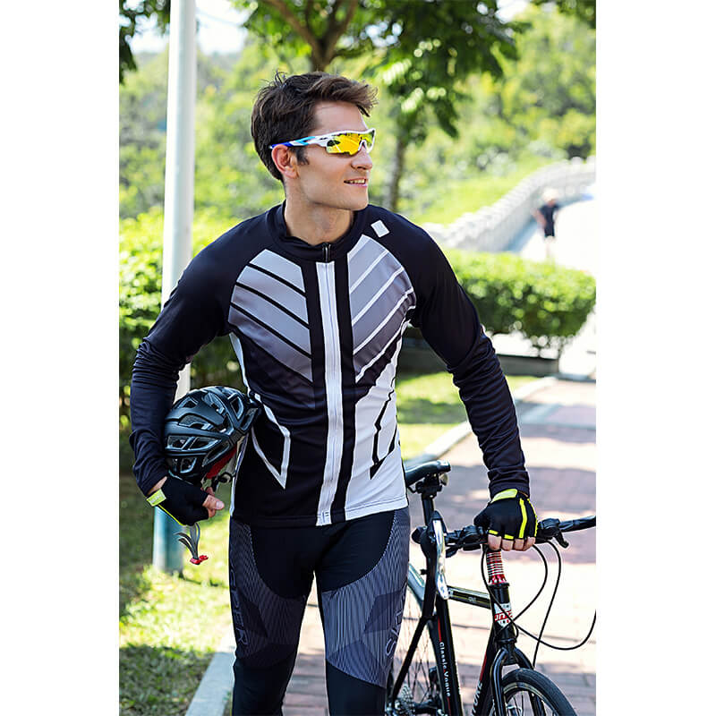 Men's Long Sleeve Kit - Twill - SKYSPER