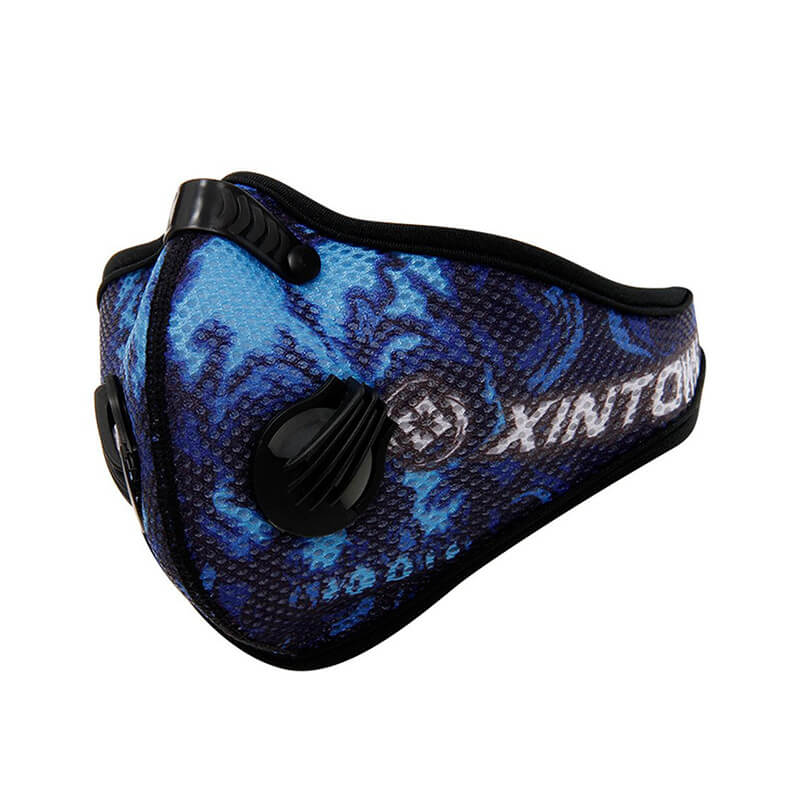 Anti-Pollution Mask | N95 Mask | Half Face Racing Dust Mask with Replaceable Filters