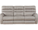 Shop Catnapper Kelsey Aluminum Power Reclining Sofa at Mealey's Furniture
