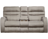 Shop Catnapper Kelsey Aluminum Power Reclining Loveseat at Mealey's Furniture