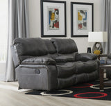 Shop Catnapper Camden Steel Power Reclining Loveseat at Mealey's Furniture