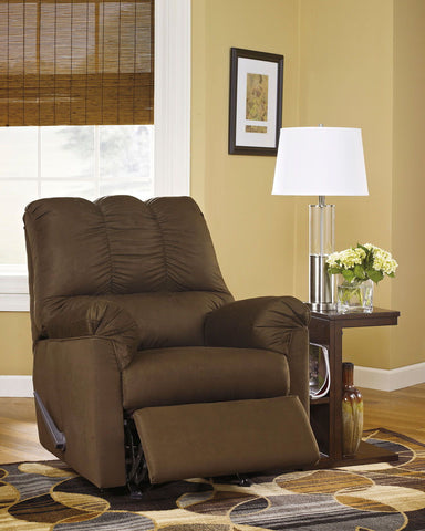 Shop Ashley Furniture Darcy Cafe Rocker Recliner at Mealey's Furniture