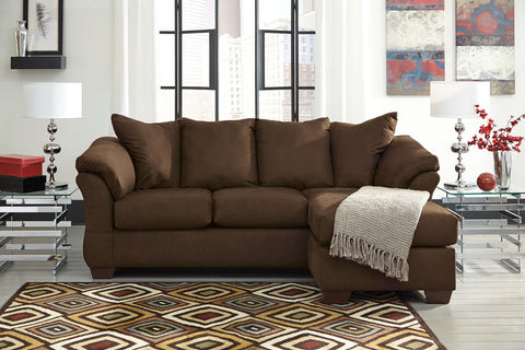 Shop Ashley Furniture Darcy Cafe Sofa Chaise at Mealey's Furniture