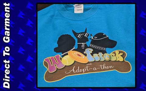 2019 Woofstock in Prescott Valley, Arizona - Shirts by AnubisBlue Designs