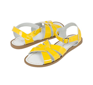 Saltwater Sandals - Baby/Toddler - Yellow