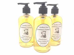 Gentlemen's Farmacy Handcrafted Liquid Castile Soap - Chesilhurst Farm