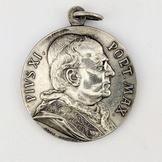 Papal Medallion