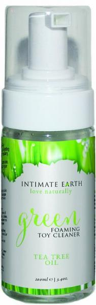 Intimate Earth Green Foaming Toy Cleaner 3.4oz