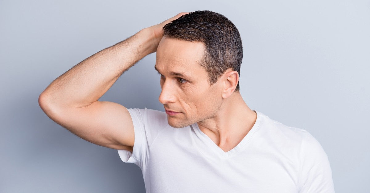 5 Simple Tips for Fighting Hair Loss