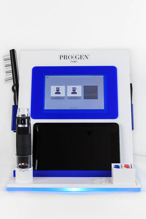ScalpScan Stimulating Device