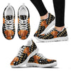 Vizsla Christmas Print Running Shoes For Women-Free Shipping-Paww-Printz-Merchandise