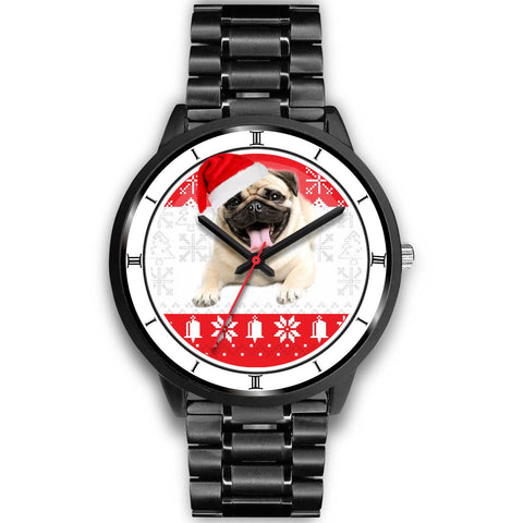 Pug Dog Christmas Special Wrist Watch-Free Shipping