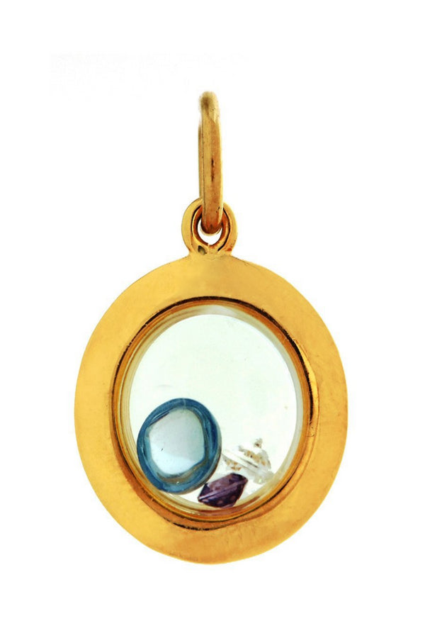 Floating pendant