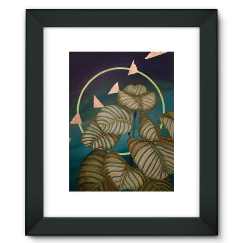 Reflections Framed Fine Art Print