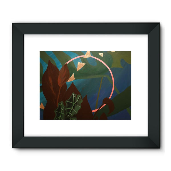 The Depths  Framed Fine Art Print