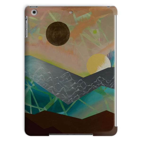 Mountain Eclipse Tablet Case