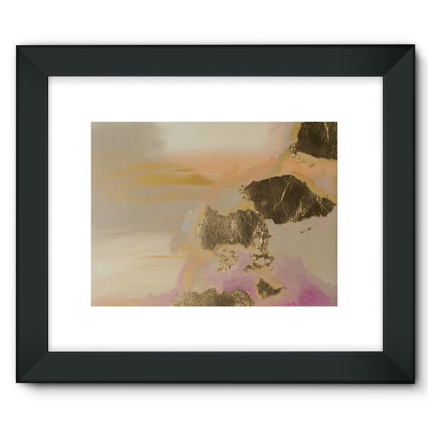 Looking East Framed Fine Art Print