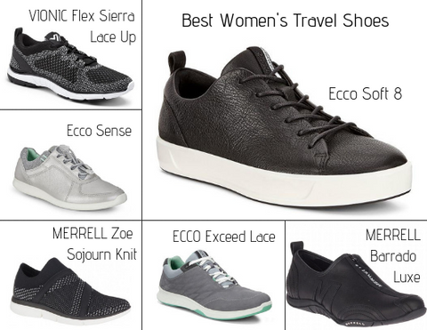 Best womens travel shoes