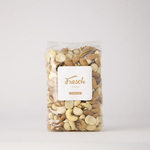 Mixed Nuts Roasted Plain
