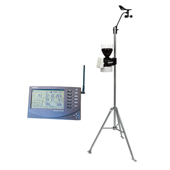 Davis Vantage Pro2 Wired Weather Station [6152C]-Davis Instruments-Point Supplies Inc.