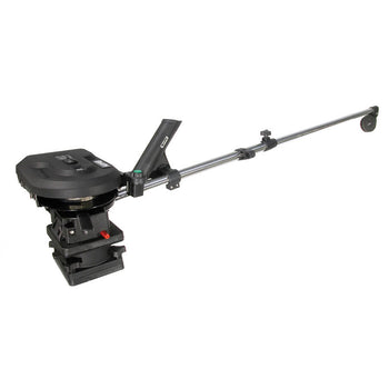 "Scotty 1106 Depthpower 60"" Telescoping Electric Downrigger w-Rod Holder & Swivel Mount [1106]-Scotty-Point Supplies Inc."
