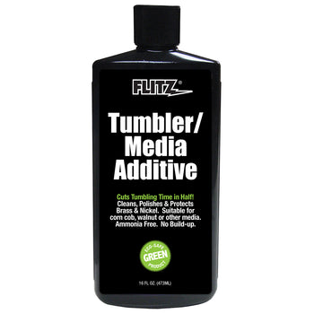 Flitz Tumbler-Media Additive - 16 oz. Bottle [TA 04806]-Flitz-Point Supplies Inc.