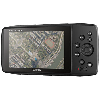 Garmin GPSMAP 276Cx All Terrain GPS Navigator [010-01607-00]-Garmin-Point Supplies Inc.
