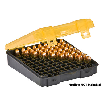 Plano 100 Count Small Handgun Ammo Case [122400]-Plano-Point Supplies Inc.