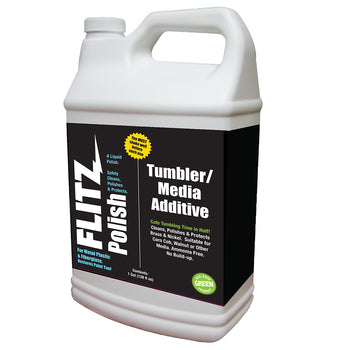 Flitz Polish-Tumbler Media Additive - 1 Gallon (128oz) [GL 04510]-Flitz-Point Supplies Inc.