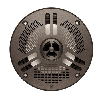 "Poly-Planar 5"" 2-Way LED Self Draining Spa Speaker - Dark Gray [MA4052LG1]-Poly-Planar-Point Supplies Inc."