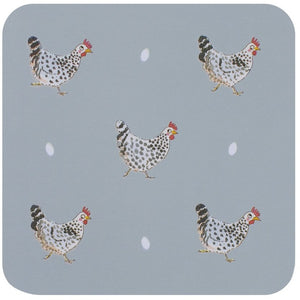 Sophie Allport Chicken Coasters