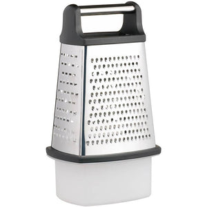 Kitchen Craft Four Sided Box Grater