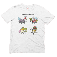 Character Meeter - Autograph Tee