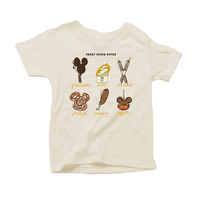 Crazy Snack Eater Toddler Tee