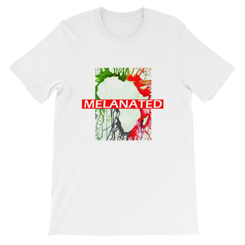 Melanated Unisex T-Shirt